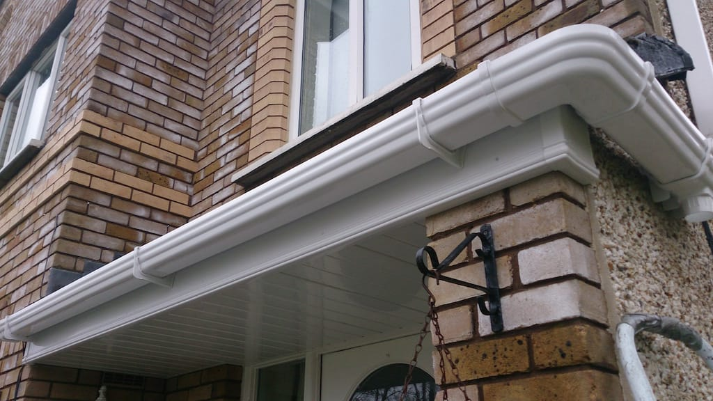 gutters replacement