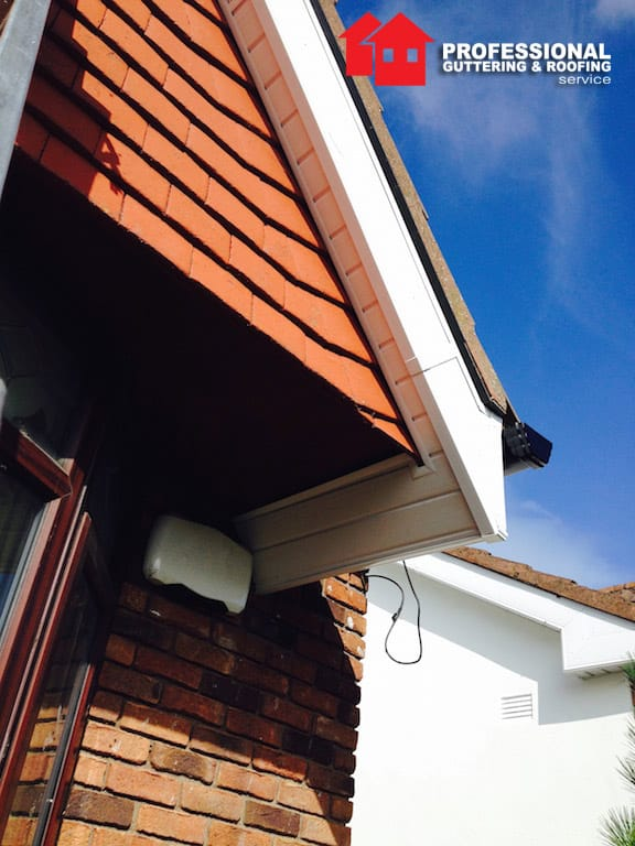 fascia soffit definition