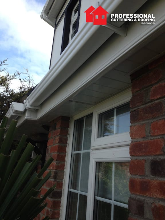 ascia soffit and guttering